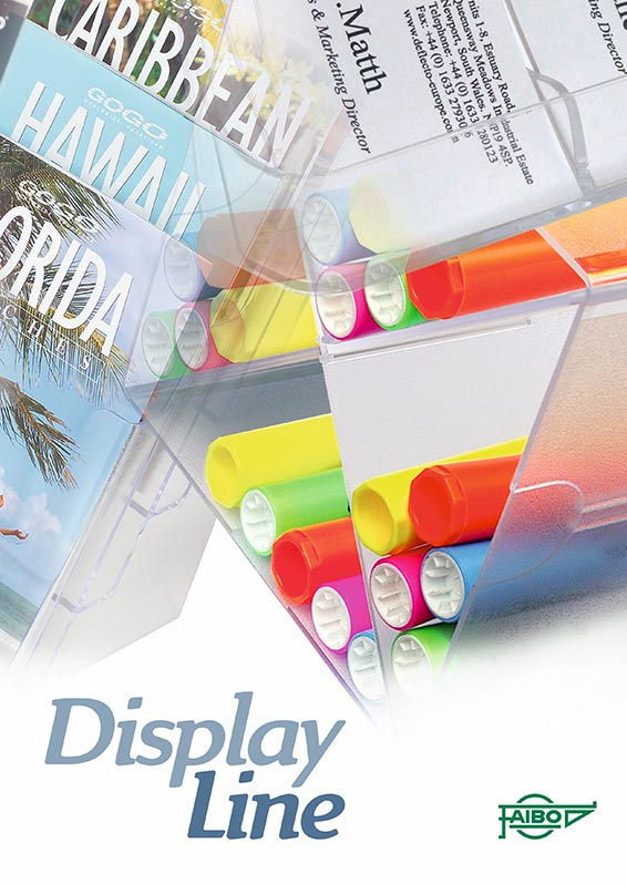 Display line Catalogue 2020 - FAIBO - FAPI