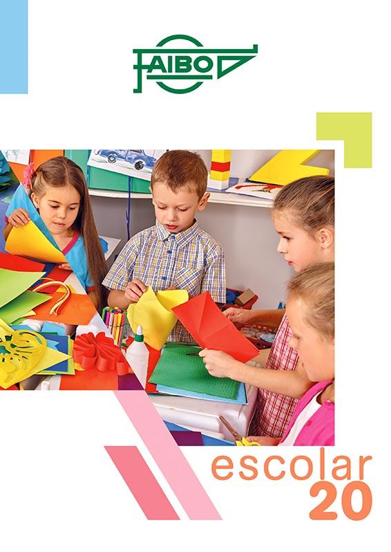 Catálogo Escolar 2020 - FAIBO - FAPI